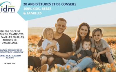 Périodede crise et nouvelles attentes des familles pour les acteurs de l'assurance